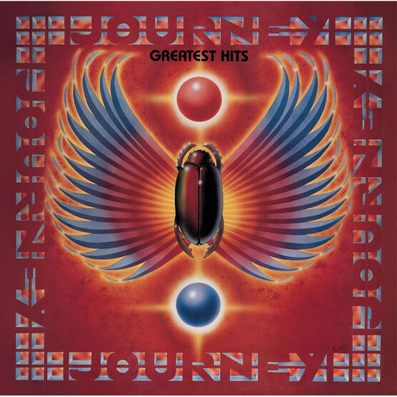 Journey - Greatest Hits - CD