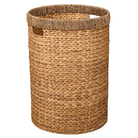 London Drugs Water Hyacinth Hamper with Seagrass Rim