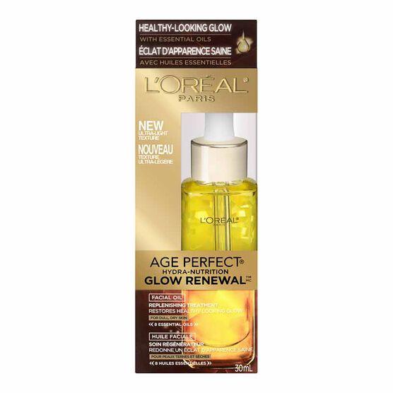 L'Oreal Age Perfect Glow Renewal Facial Oil - 30ml