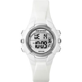 Timex Marathon Watch - White - T5K80670