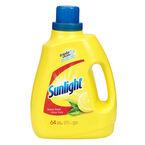 Sunlight 2X Liquid Laundry Detergent - Lemon Fresh - 2.95L/64 Uses