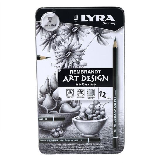 Lyra Drawing Pencils - 2 pack
