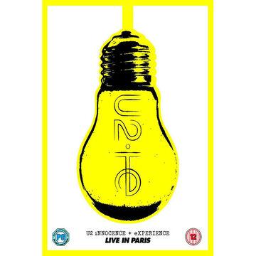 U2 - Innocence + Experience: Live in Paris - DVD