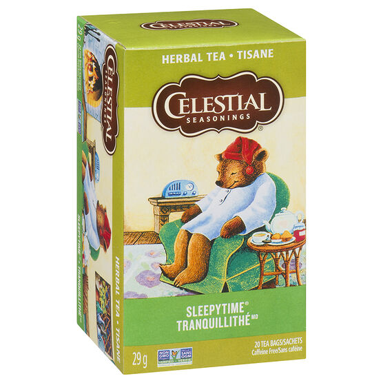 Celestial Seasonings Sleepytime Herb Tea - 20's