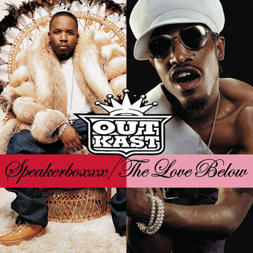 Outkast - Speakerboxxx/The Love Below - Vinyl
