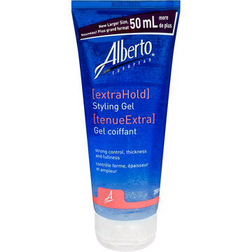 Alberto European Extra Hold Styling Gel - 200ml