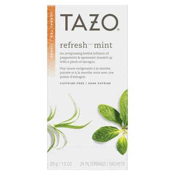 Tazo Refresh Herbal Infusion - 24's