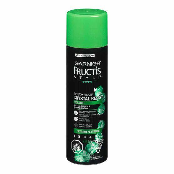 Garnier Fructis Crystal Resist Spray - Volume - 413ml