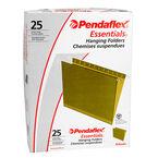 Pendaflex Hanging File Folders - Green - 25 Pack
