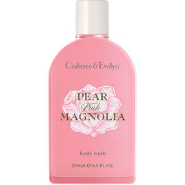 Crabtree & Evelyn Pear & Pink Magnolia Body Wash - 250ml