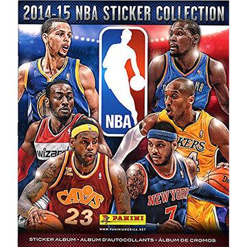 Panini 2014-15 NBA Sticker Collection Album
