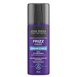 John Frieda Frizz Ease Dream Curls Daily Styling Spray - 200ml