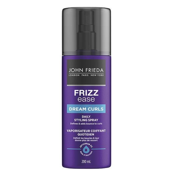 John Frieda Frizz Ease Dream Curls Daily Styling Spray - 200ml