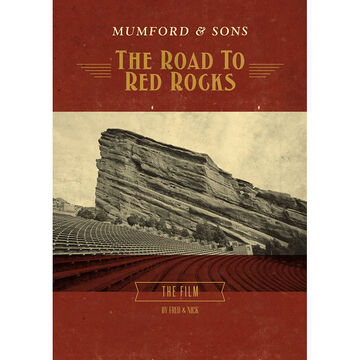 Mumford & Sons - The Road To Red Rocks - DVD
