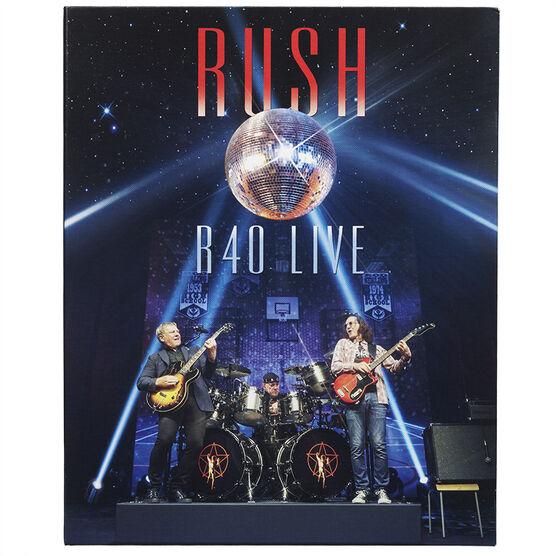 Rush - R40: Live - Blu-ray