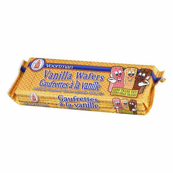 Voortman Vanilla Wafers - 300 g