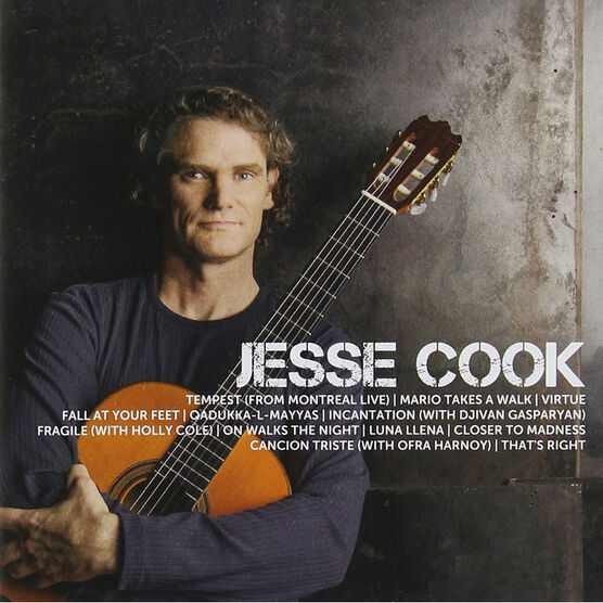 Jesse Cook - Icon - CD