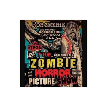 Rob Zombie: The Zombie Horror Picture Show - Blu-ray