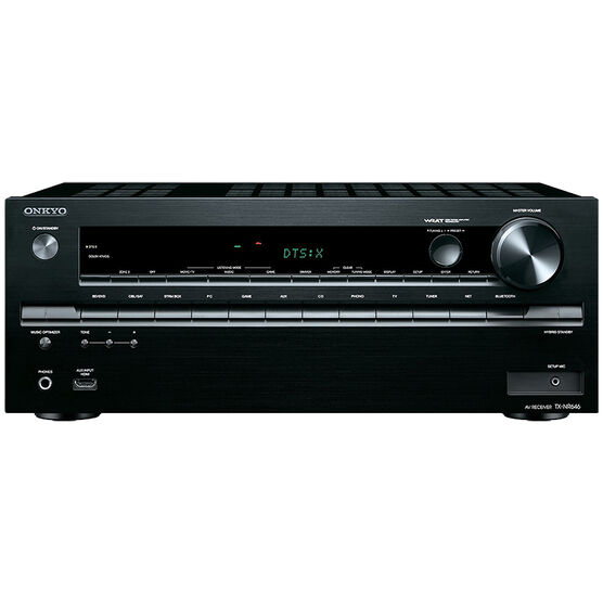 Onkyo 7.2-ch Network Receiver - Factory Reconditioned - TXNR646RB