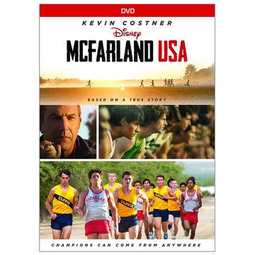 McFarland, USA - DVD