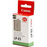 Canon LP-E5 Lithium Ion Battery Pack - 3039B001
