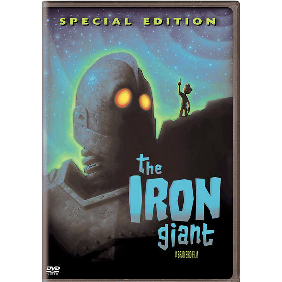 Iron Giant - DVD