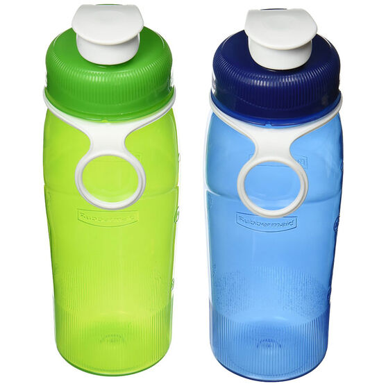 Rubbermaid Chug Bottle - 590ml - Assorted