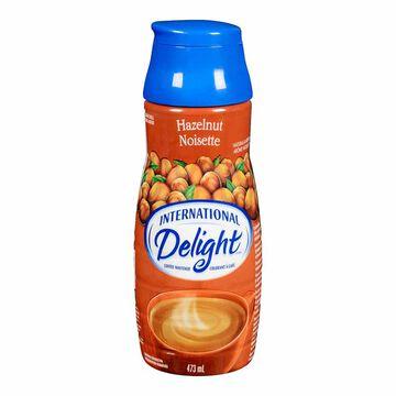 International Delight Coffee Whitener - Hazelnut-473ml