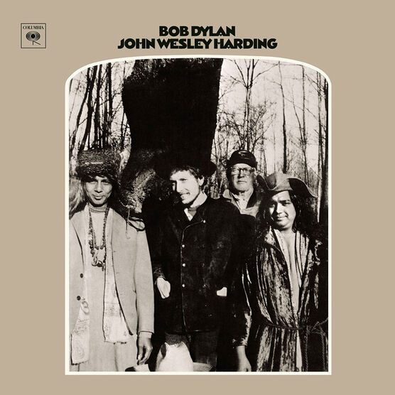 Bob Dylan - John Wesley Harding - CD