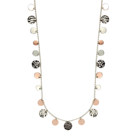 Nine West Basic Strandage Necklace
