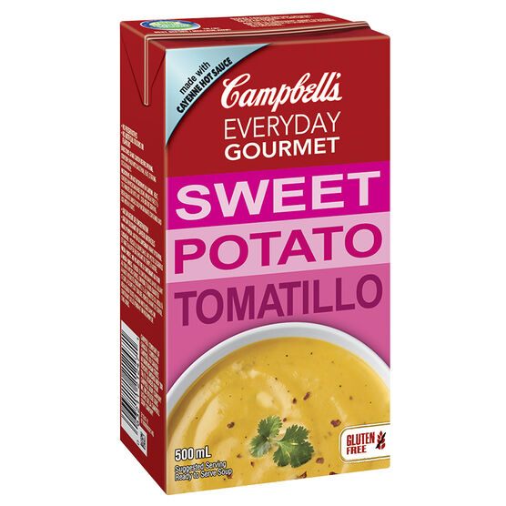 Campbell's Everyday Gourmet Soup - Sweet Potato - 500ml