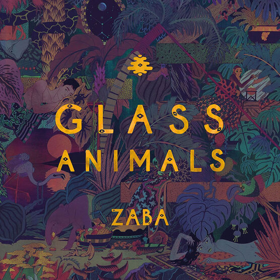 Glass Animals - Zaba - Vinyl