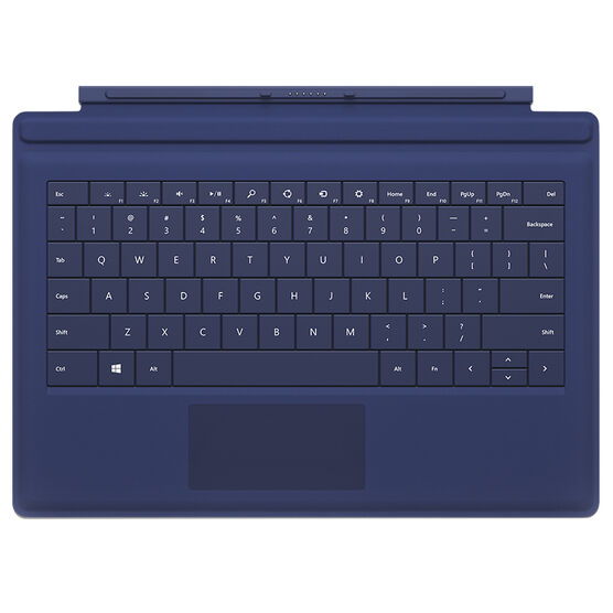 Microsoft Surface Pro 3 Type Cover - Blue - RD2-00059
