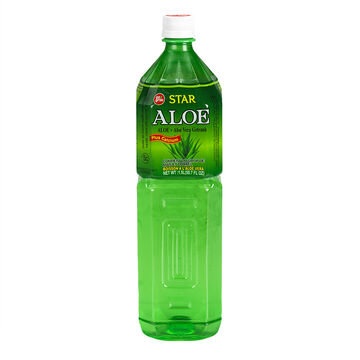 All groo aloe vera drink 1 5l london drugs for Cocktail 5l