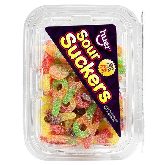 Huer Sour Suckers - 275g