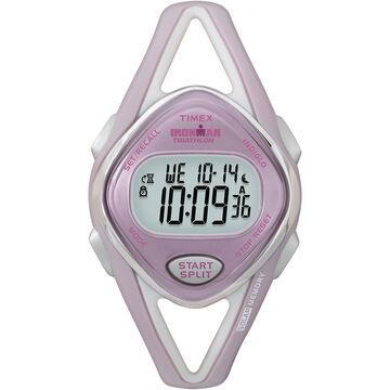 Timex Ironman Triathlon 50-Lap Sleek Watch -  Pink/Silver - 5K027