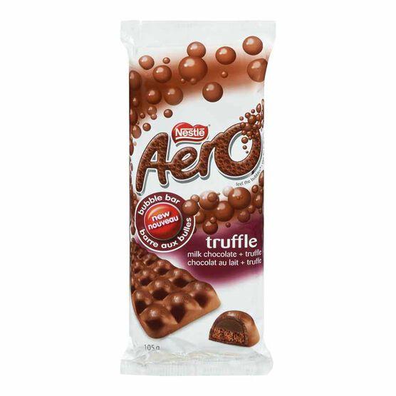 Nestle Aero Truffle Chocolate Bar - 105g