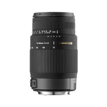 Sigma 70-300mm f/4-5.6 DG Macro Sony Alpha Lens
