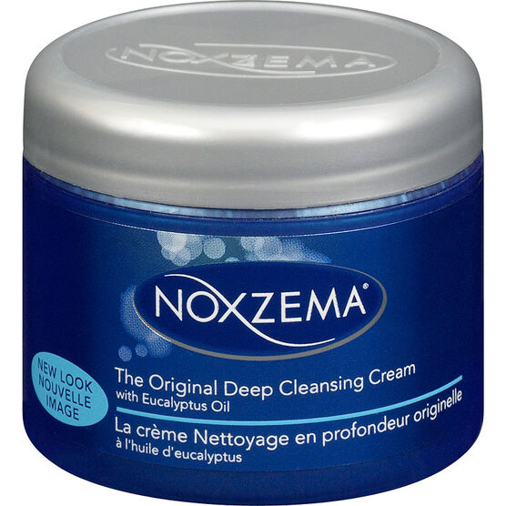 Noxzema The Original Deep Cleansing Cream  with Eucalyptus Oil - 55ml