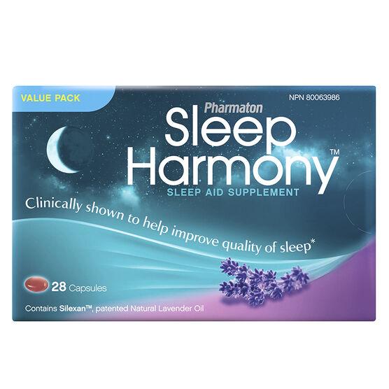 Pharmaton Sleep Harmony Sleep Aid Supplement - 28's