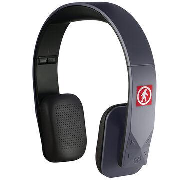 outdoor technology tuis bluetooth ultra hi fi headphones gray ot3200g l. Black Bedroom Furniture Sets. Home Design Ideas