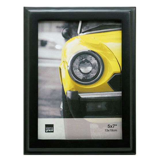 KG 5X7 Wood Frame - Black