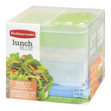 Rubbermaid LunchBlox™ Salad Kit