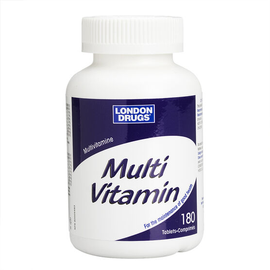 London Drugs MultiVitamin - 180's