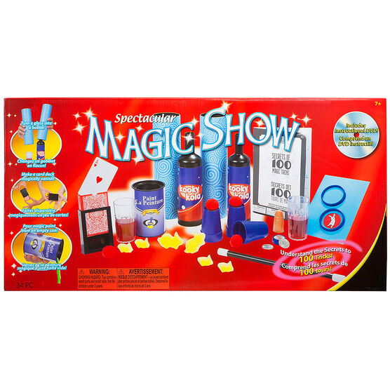 Spectacular Magic Show