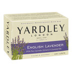 Yardley English Lavender Bath Bar Soap - 120g