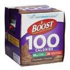 Boost 100 Calories Drink - Chocolate - 4 x 125ml