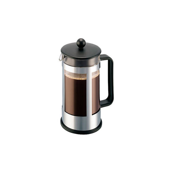 Bodum Kenya Coffee Maker - 8 cup - Black