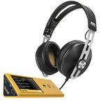 Yellow Pono Hi-Res Music Player and Sennheiser Momentum Headphones Package - PKG #34004 - NY001YY/M2AEI