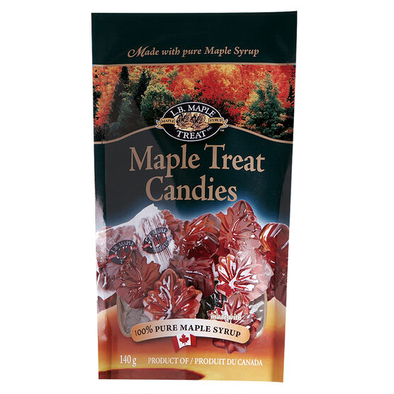 L.B. Maple Treat Candies - 140g